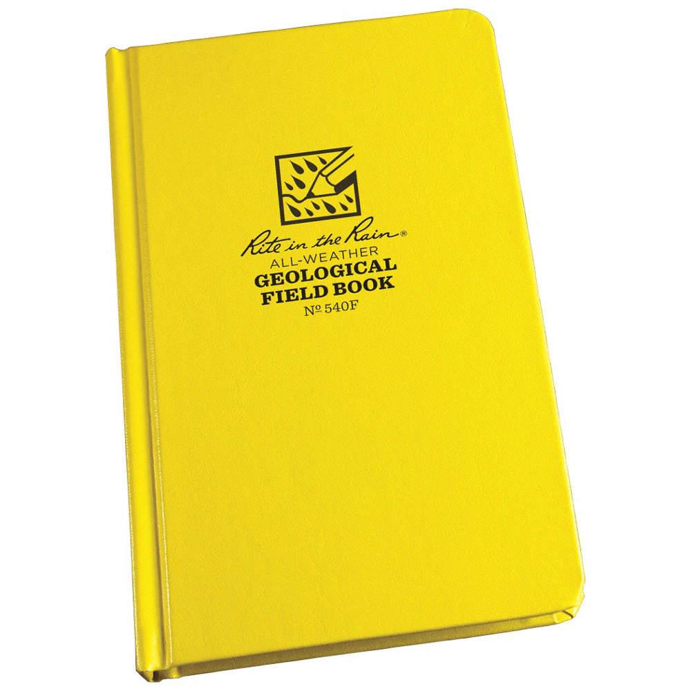 All Weather Notebook,Nonwirebound 754