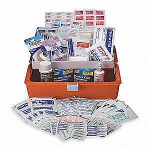 Response First Aid Kit,White