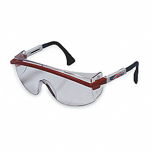 Astrospec 3000® Scratch-Resistant Safety Glasses, Clear Lens Color