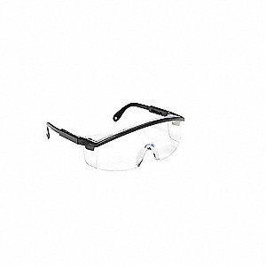 Astrospec 3000® CB Anti-Fog Safety Glasses, Clear Lens Color