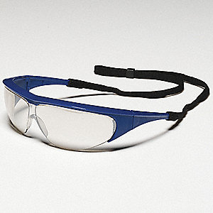 Millennia  Uncoated Safety Glasses, Indoor/Outdoor Lens Color