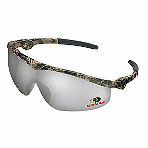 Mossy Oak® Scratch-Resistant Safety Glasses, Indoor/Outdoor Lens Color