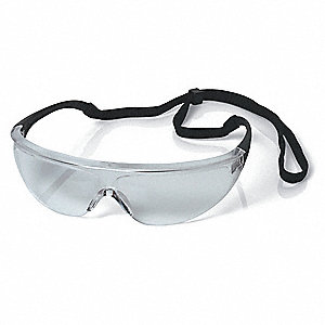 Vapor® Anti-Fog Safety Glasses, TSR Gray Lens Color