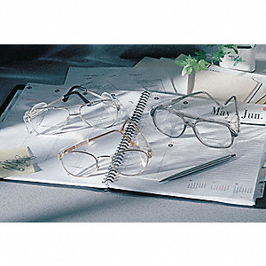 Reading Glasses,+1.0,Clear,Polycarbonate