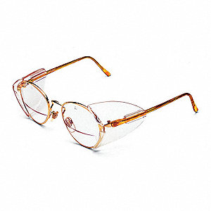Reading Glasses,+2.5,Clear,Polycarbonate