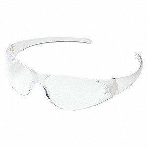 Checkmate® Scratch-Resistant Safety Glasses, Clear Lens Color