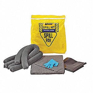 Oil Only / Petroleum Spill Kit Carrying Bag