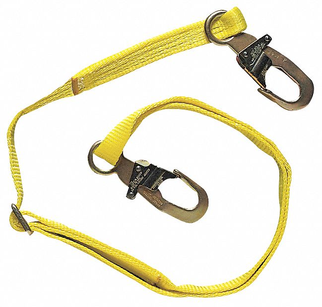 Positioning and Restraint Lanyards