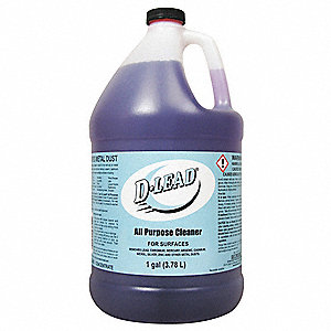 1 gal. All Purpose Cleaner, 1 EA