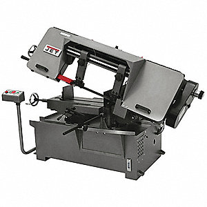 2 HP Horizontal Miter Band Saw, Voltage: 220/440, Max. Blade Length: 135""