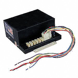 Strobe Power Supply, 5.5A @ 12.8VDC, 2.6A @ 25.6VDC Current Drawn, 10 to 30VDC, 60 Watts
