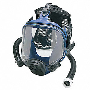 Full Face Respirator,  9901 Series,  Mask Size Universal