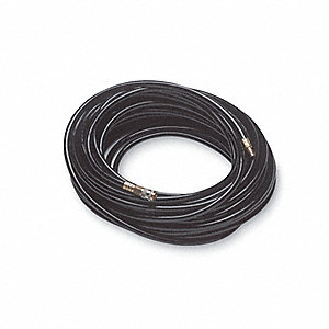 Airline Hose,185 psi,50 ft.,3/8 In. Dia.