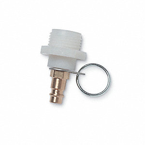 Low Pressure Flow Adaptor,Plastic,Nylon