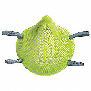 Disposable Respirator,N95,M/L,PK20