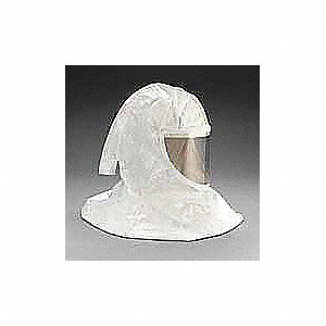 RESPIRATOR SEALED HOOD CL/CP ASSY