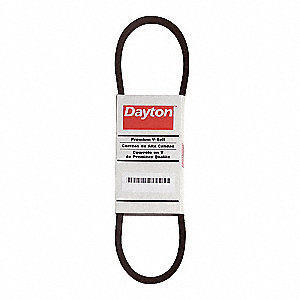 C255 V-Belt, Outside Length 257""