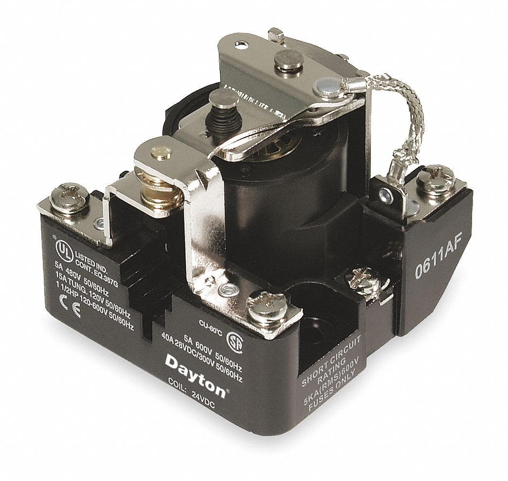 3X744_AS01 dayton open power relay,5 pin,120vac,spdt 5z542 5z542 grainger Trailer Wiring Diagram at mifinder.co