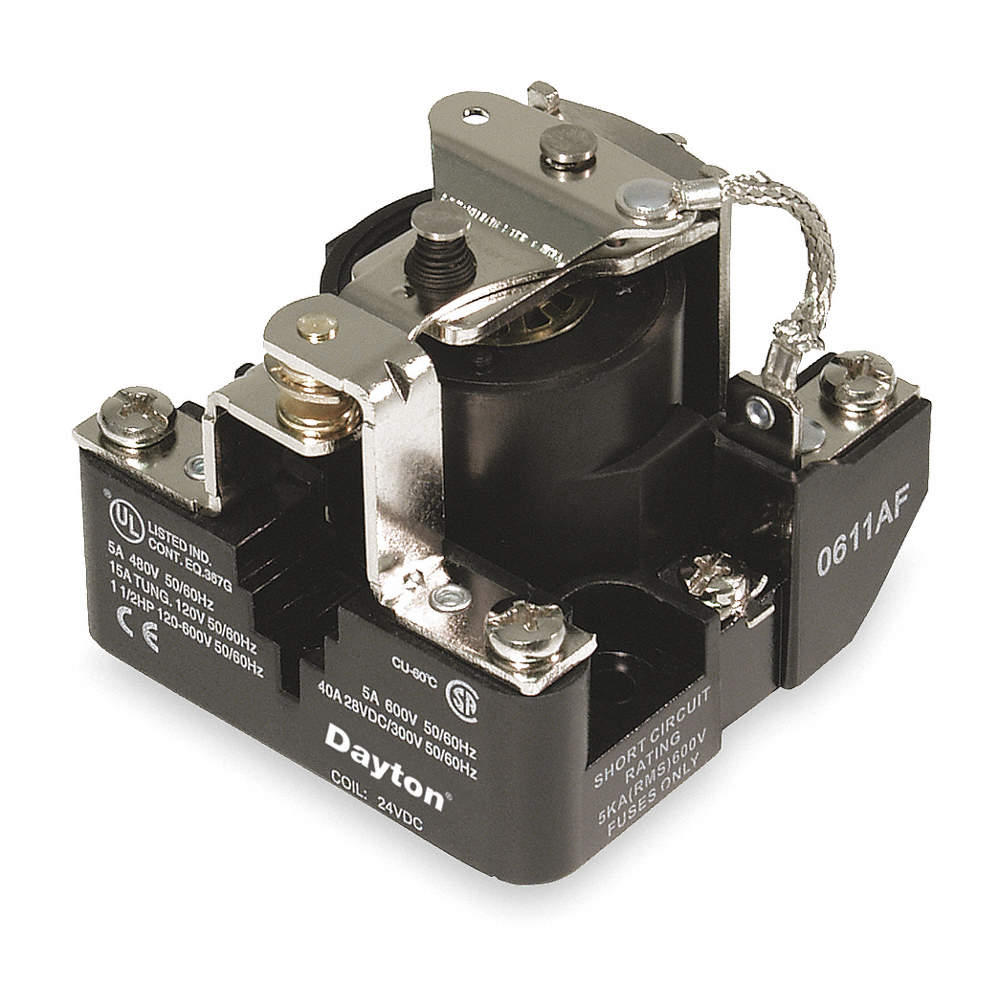 Dayton 12vdc 5 Pin Surface Open Power Relay Electrical Connection Spdt 12v 5a Zoom Out Reset Put Photo At Full Then Double Click