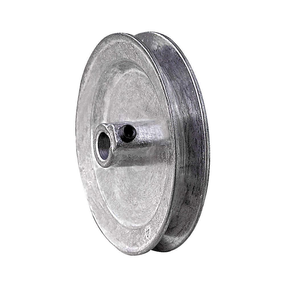 "CONGRESS CA0250X062KW 5//8/"" Fixed Bore 1-Groove Standard V-Belt Pulley 2.50/"" OD"