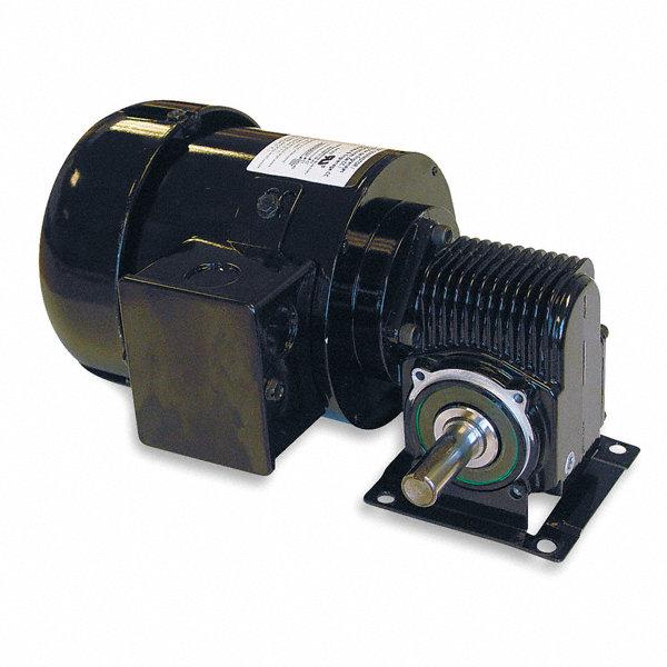 Dayton ac gearmotor 115 230 nameplate rpm 330 max torque for Dayton gear motor catalog