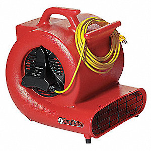 Portable Blower,22-1/4 In.H