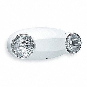 Emergency Light,5.4W,5In H,12-1/2In L