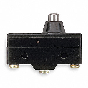 15A @ 480V Plunger, Short Industrial Snap Action Switch&#x3b; Series Z
