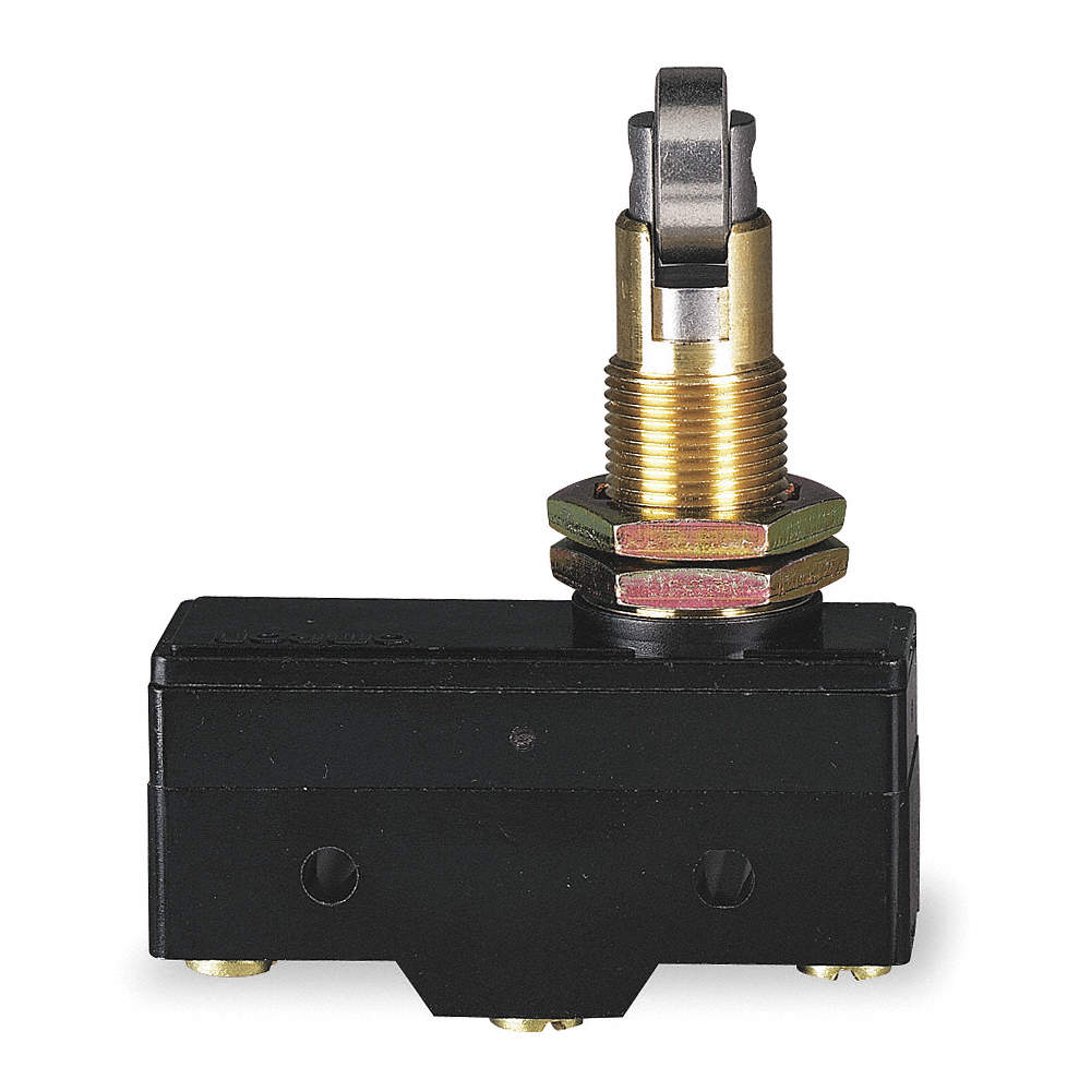 Z MICROSWITCH ROLLER PLUNGER Z-15GQ21B By OMRON INDUSTRIAL AUTOMATION