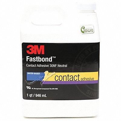 3XH47 - Adhesive Contact 1 Qt