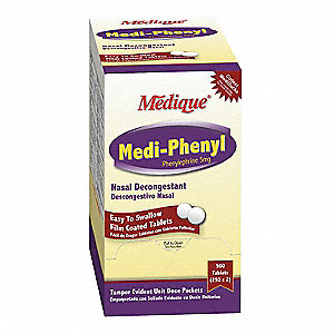 Medi-Phenyl Tablet&#x3b; PK500