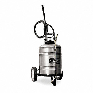 Chapin Cart Sprayer Cart Sprayer Type Concrete And Industrial Sprayer Application 3xl41 6300 Grainger