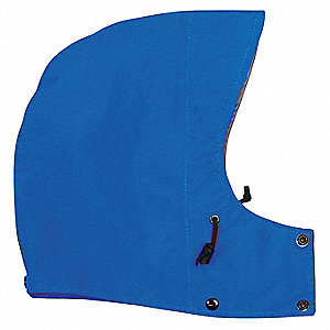 Gortex® Drawstring Rain Hood, Royal Blue