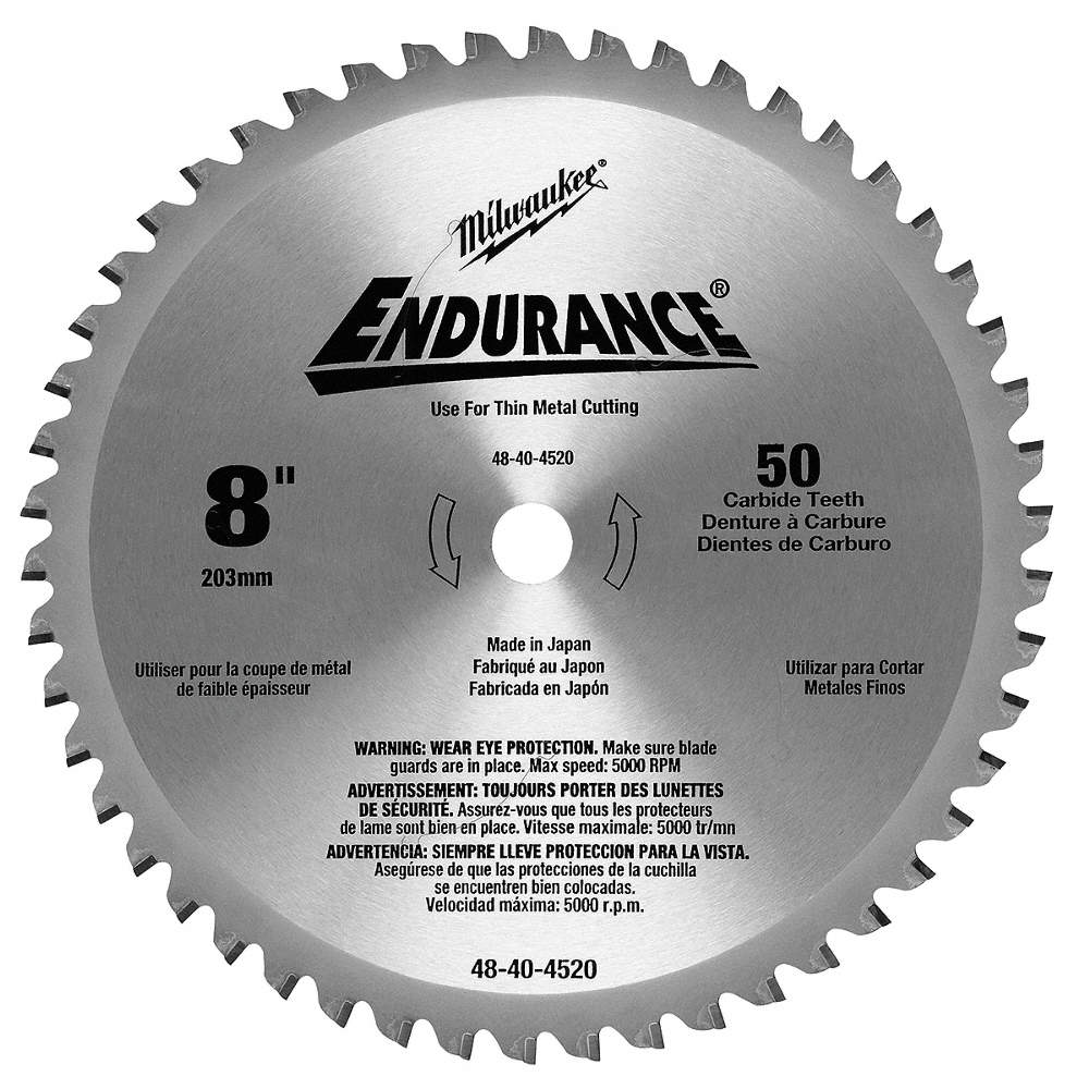 Milwaukee circular saw bldcermet8 in50 teeth 3xu9848 40 4520 zoom outreset put photo at full zoom then double click greentooth Image collections