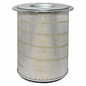 "Air Filter, Round, 18-1/2"" Height, 18-1/2"" Length, 13-13/16"" Outside Dia."