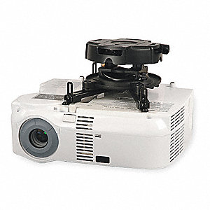 - Ceiling Projector Mount For Use With Projectors up to 50 lbs.
