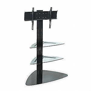 "- Flat Panel TV Stand For Use With 32 to 65"" Screens"
