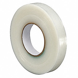 "Masking Tape, 1000 ft. x 2"", Clear, 3.00 mil"
