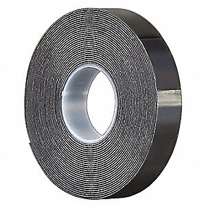 "Acrylic Foam Double Sided VHB Foam Tape, Acrylic Adhesive, 25.00 mil Thick, 1/2"" X 5 yd., Black"