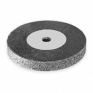 "5"" Straight Grinding Wheel, 1"" Thickness, 5/8"" Arbor Size, Portable Snagging, Aluminum Oxide, EA1"