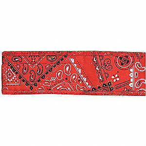 Cooling Headband,Red,Universal