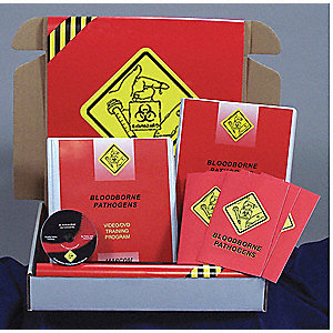 Kit,English,Biologial Hazard Training