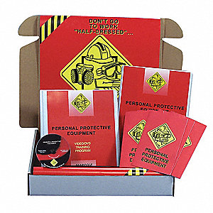 Respiratory Protection and Safety Kit