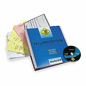 MARCOM Fall Protection DVD Kit