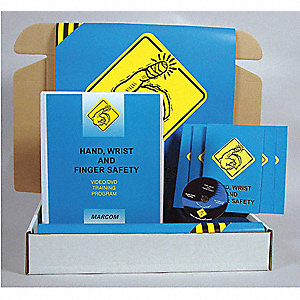 Safety Training Kit,  DVD,  Construction Safety,  English