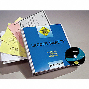 Marcom Ladder Safety DVD