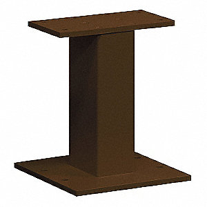 Cluster Box Unit Pedestal, Bronze
