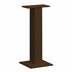 Cluster Box Unit Pedestal,Bronze