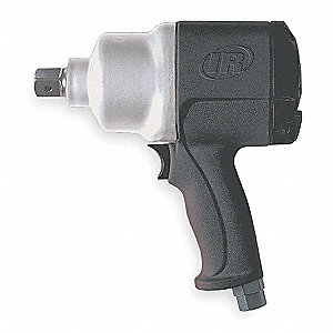 "Industrial Duty Air Impact Wrench, 1"" Square Drive Size 350 to 1100 ft.-lb."