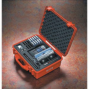 CMS Emergency Response Kit, Detects For Multiple Chemicals